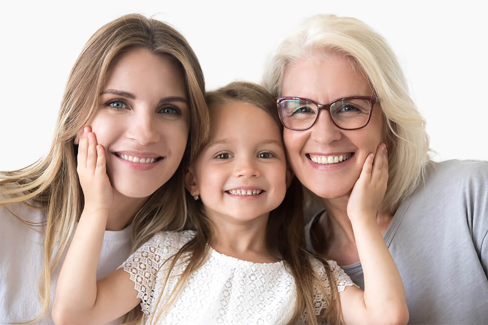 Innenliegende Zahnspange für jedes Lebensalter